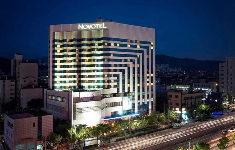 Novotel Ambassador Doksan Seoul - Hotel - 8
