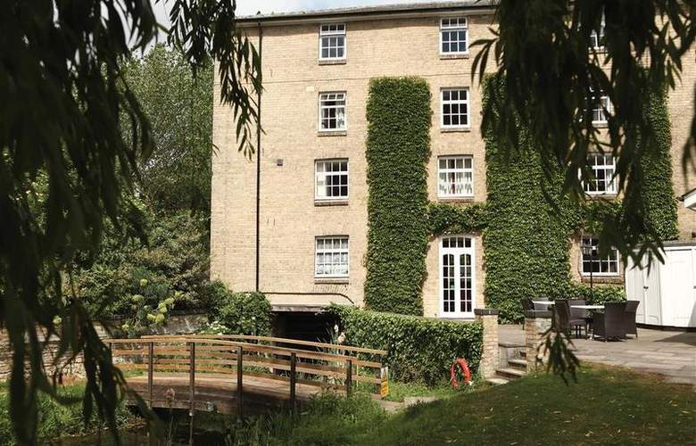 Best Western Cambridge Quy Mill Hotel - Hotel - 71