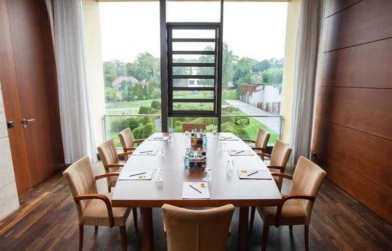 Best Western Hotel Am Schlosspark - Hotel - 37
