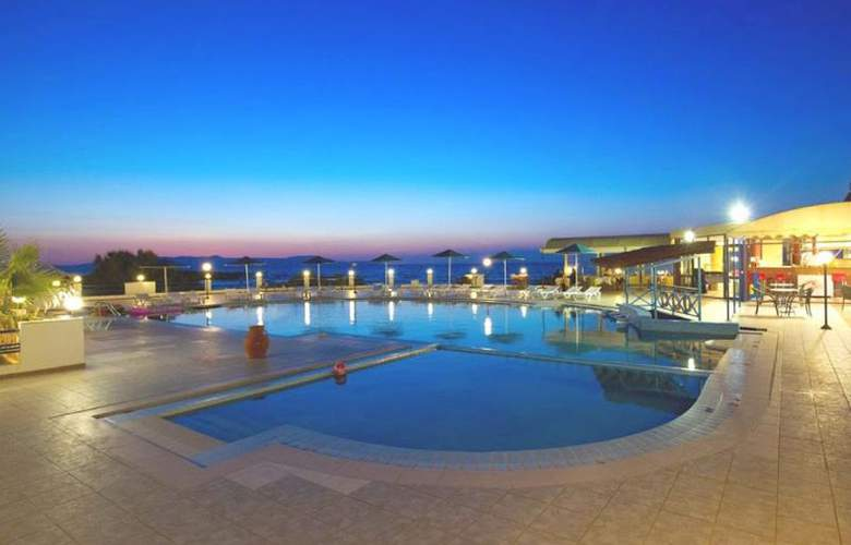 Zorbas Hotel Beach Village - Hotel - 0