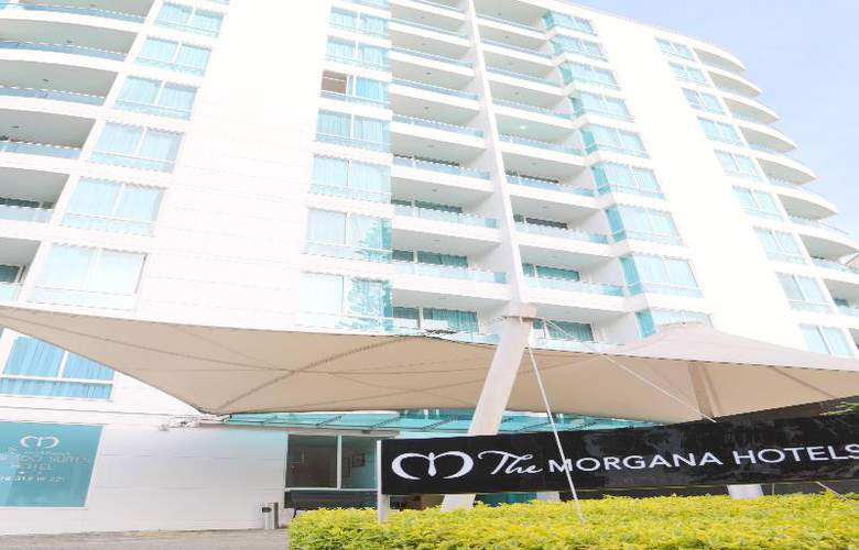 The Morgana Poblado Suites Hotel - Hotel - 5