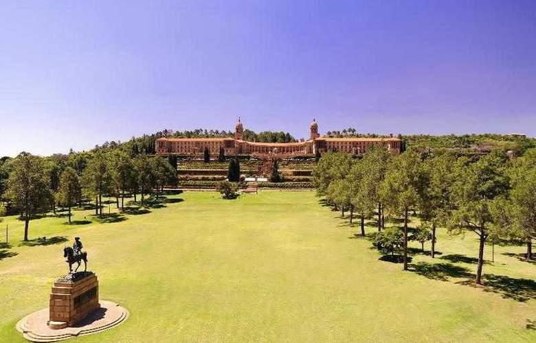 Sheraton Pretoria - Hotel - 10