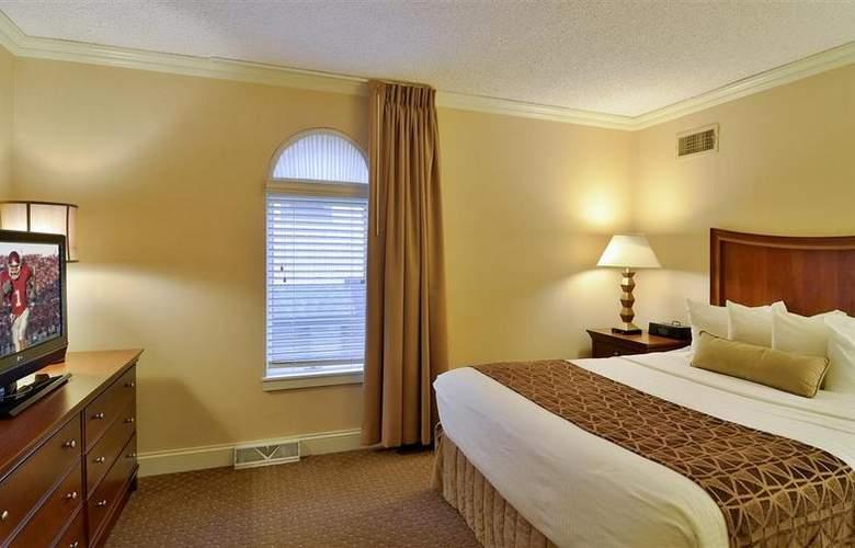 Best Western Premier Eden Resort Inn - Room - 123