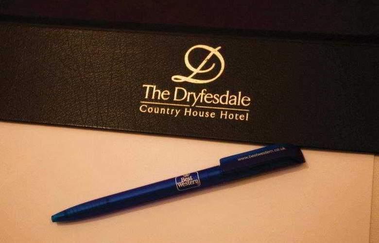 Best Western Dryfesdale - Hotel - 112