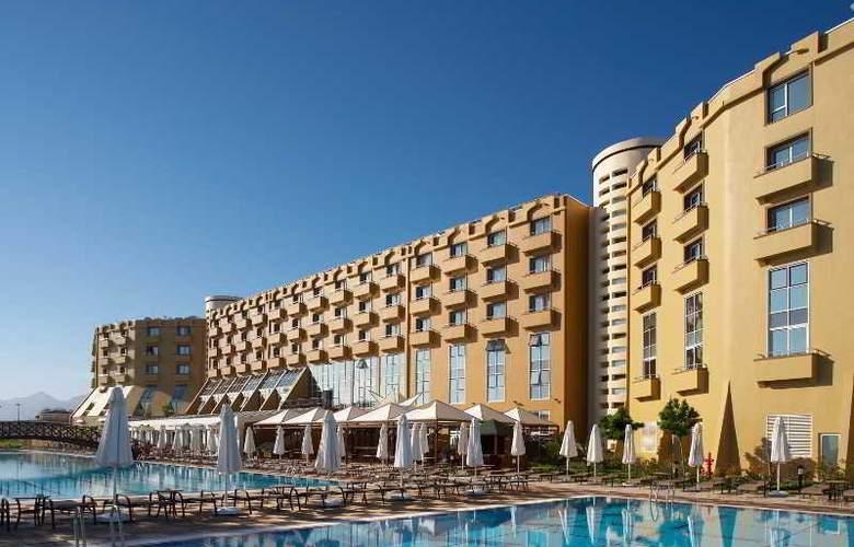 Merit Park Hotel & Casino - Hotel - 0