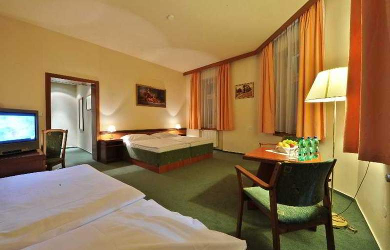 Three Crowns Hotel (U Tri Korunek) - Room - 3