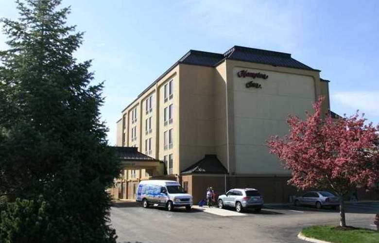 Hampton Inn Portsmouth - Hotel - 1