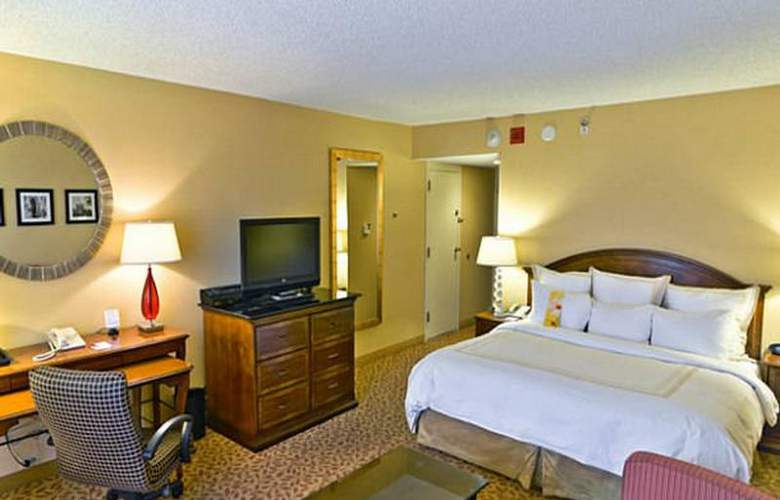Marriott Albany - Room - 4