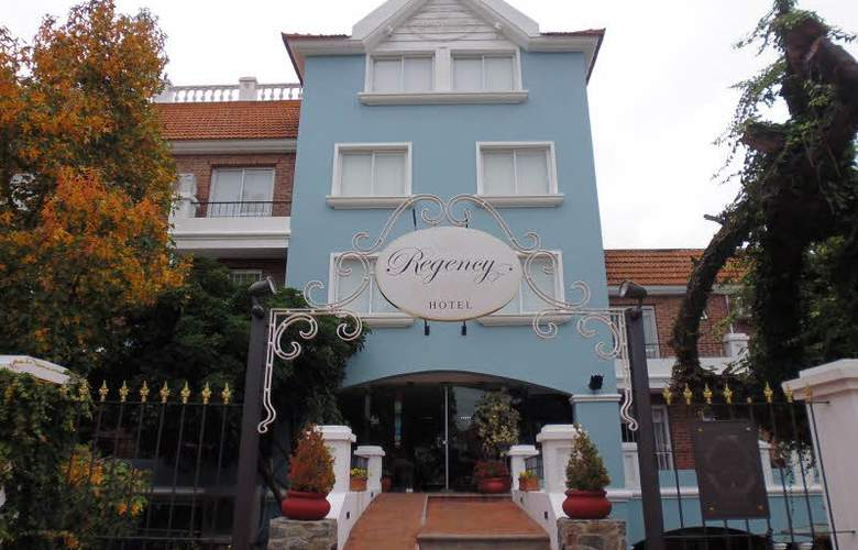Regency Suites Carrasco - Hotel - 0