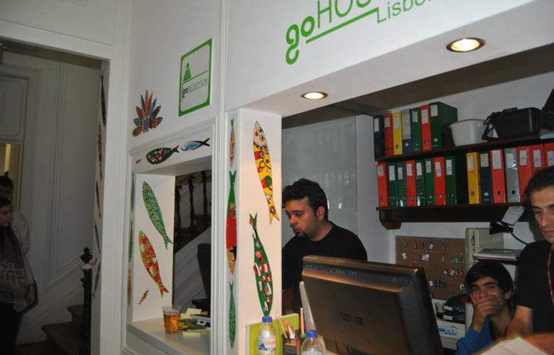 Go Hostel Lisbon - General - 7