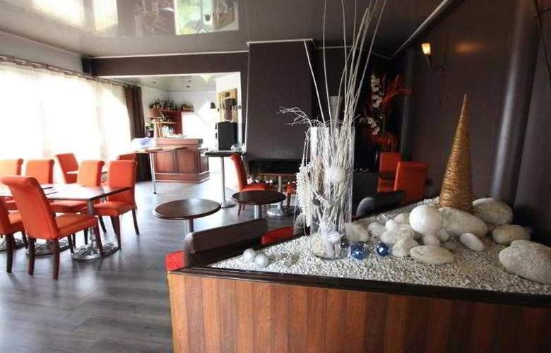 Auberge de Jons - Hotel - 20