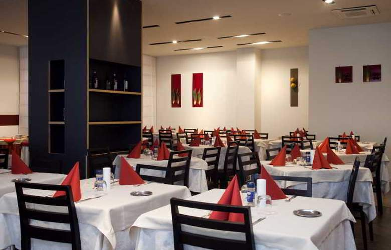 Eden Hotel - Restaurant - 5