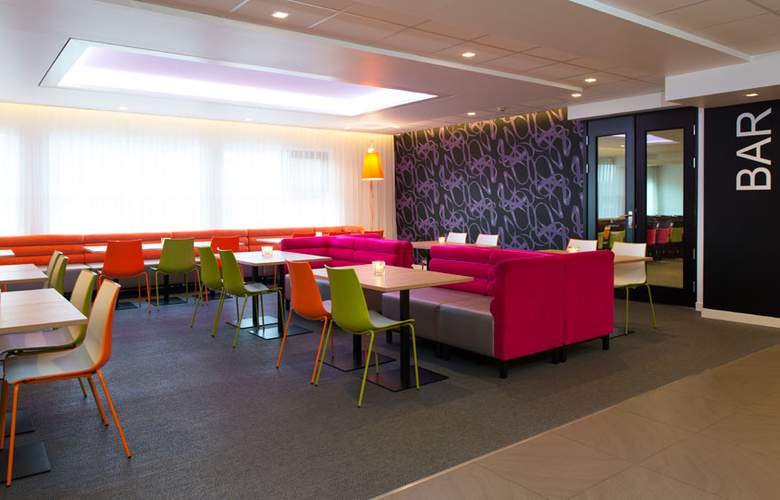 Thon Hotel Bergen Airport - Restaurant - 11