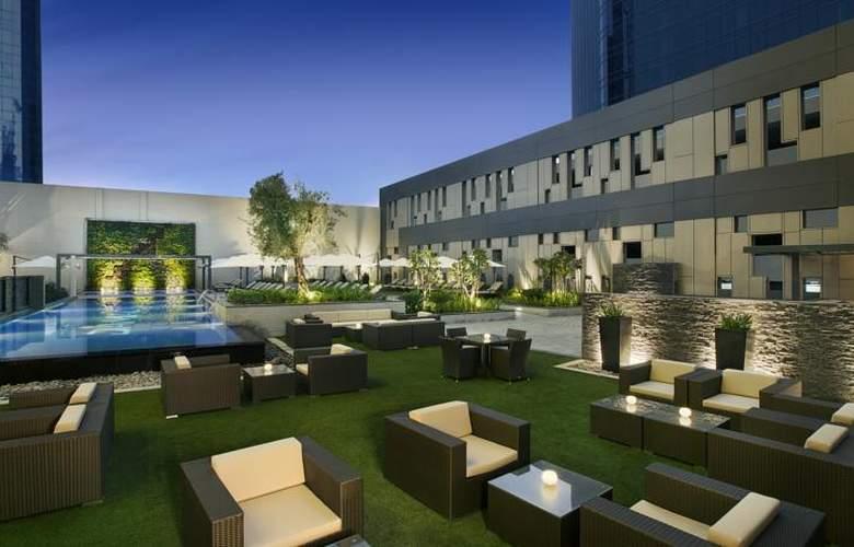 Damac Maison Cour Jardin Hotel - Pool - 9