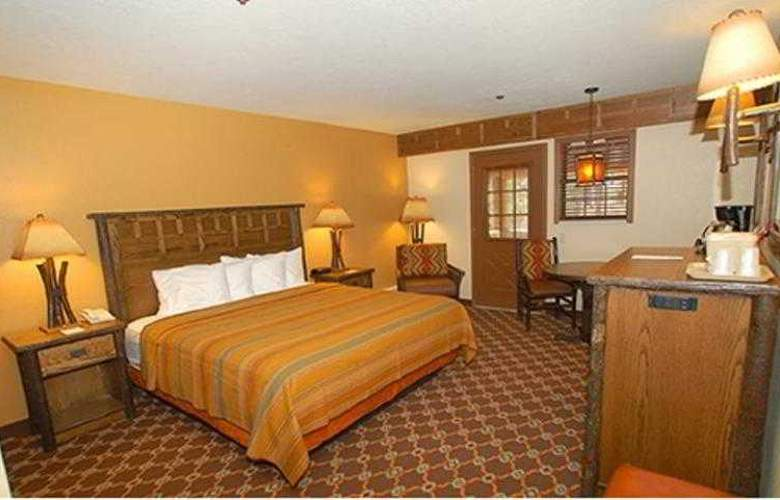 The Lodge at Bryce Canyon - Room - 1