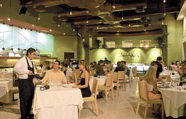 The Royal Playa del Carmen All Inclusive - Restaurant - 15