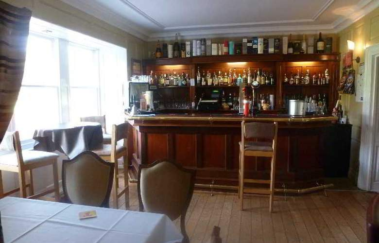 Shieldhill Castle - Bar - 12