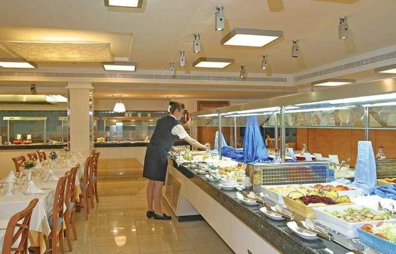 Invisa Hotel La Cala - Restaurant - 5