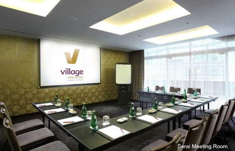Village Hotel Katong - Conference - 14