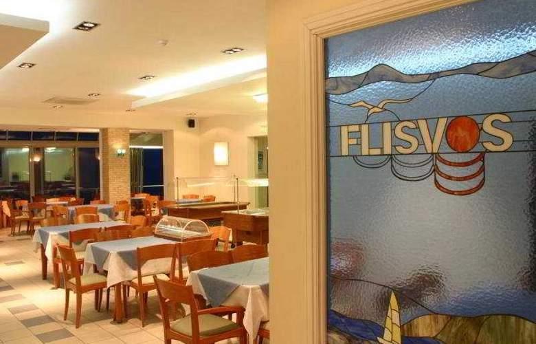 Flisvos Hotel Tolo - Restaurant - 4