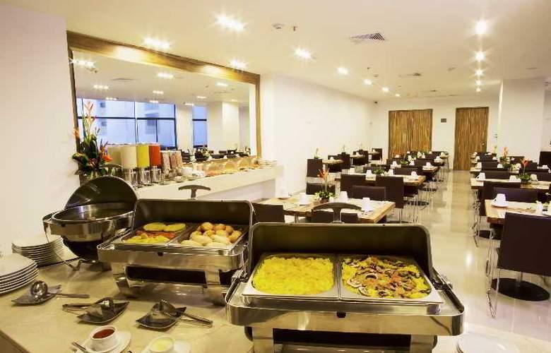Estelar Apartamentos Bucaramanga - Restaurant - 2