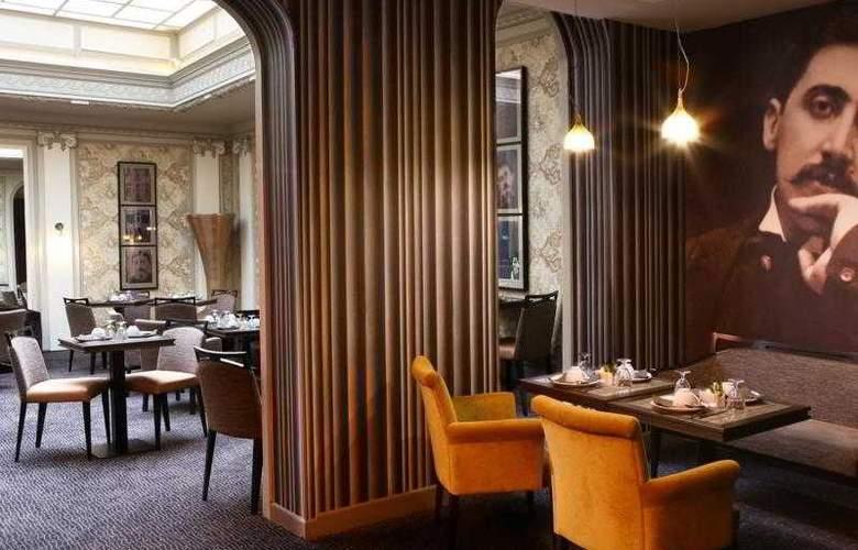 Best Western Hôtel Littéraire Premier Le Swann - Hotel - 88