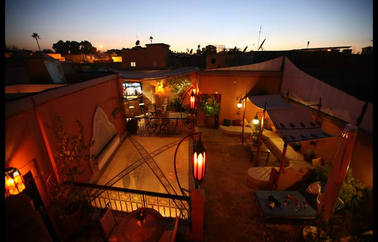Riad Ain Marrakech - Terrace - 17