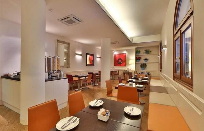 Best Western Hotel Canon d'Oro - Restaurant - 56