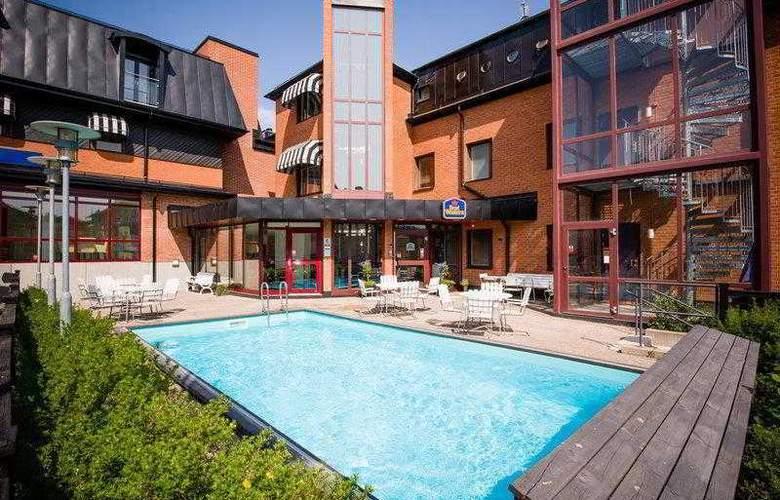 BEST WESTERN Hotell Hudik - Hotel - 0