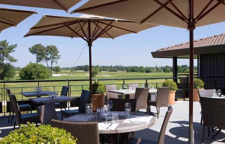 Golf du Medoc Hotel et Spa - Restaurant - 44