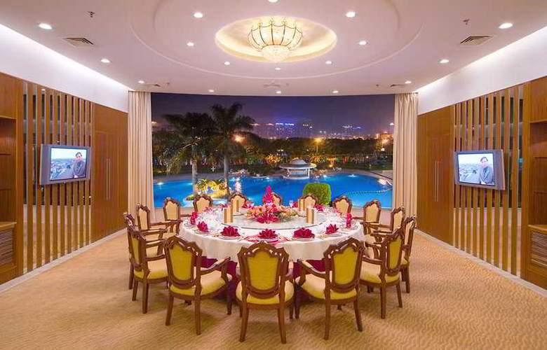 Ramada Pearl - Restaurant - 5