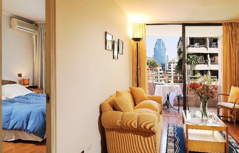 Aconcagua Apart Hotel - Room - 15