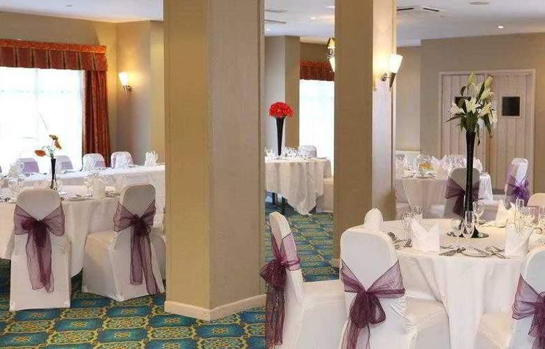 Best Western Barons Court Hotel - Hotel - 12