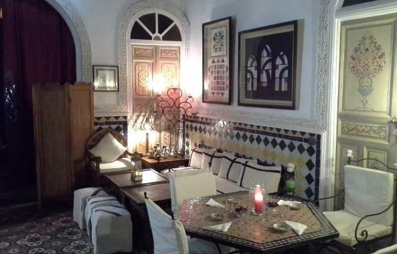 Maison Arabo-Andalouse - Restaurant - 61