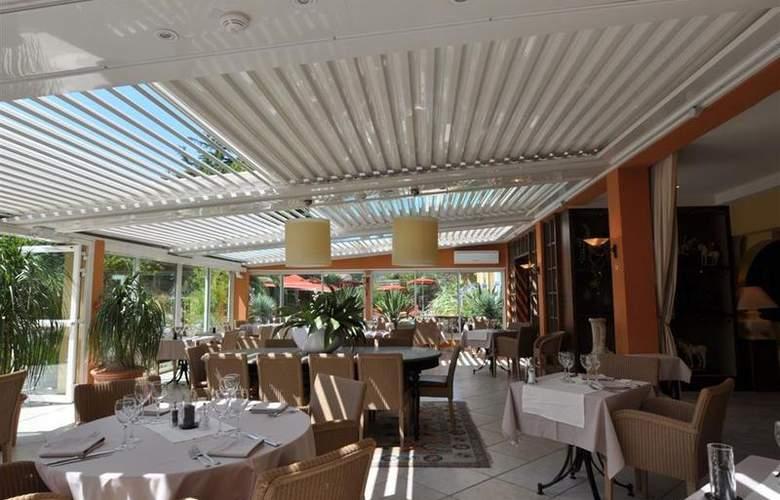 Best Western Hotel Montfleuri - Restaurant - 103