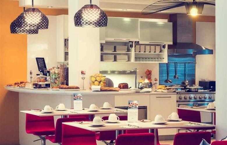 Mercure Nice Centre Grimaldi - Restaurant - 43