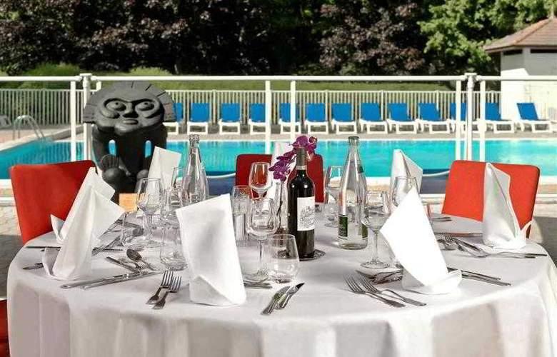 Mercure Le Coudray Montceaux Parc du Coudray - Hotel - 21
