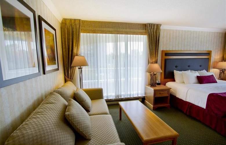 Best Western Plus Inner Harbour - Room - 29
