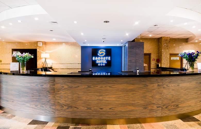 Sangate Hotel Airport - General - 1
