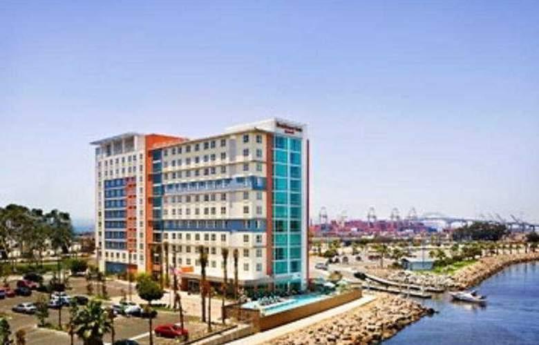 Residence Inn by Marriott Long Beach - Hotel - 0