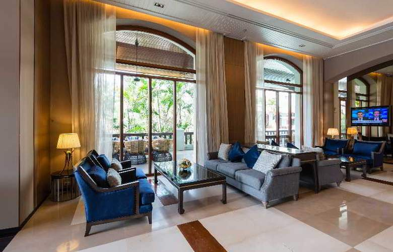 Chatrium Royal Lake Yangon - General - 17