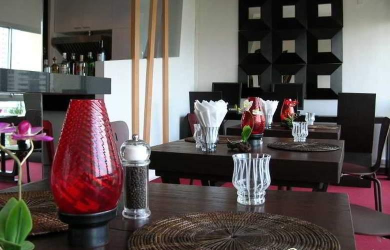 I Residence Sathorn (Formerly Premier Residence) - Restaurant - 3