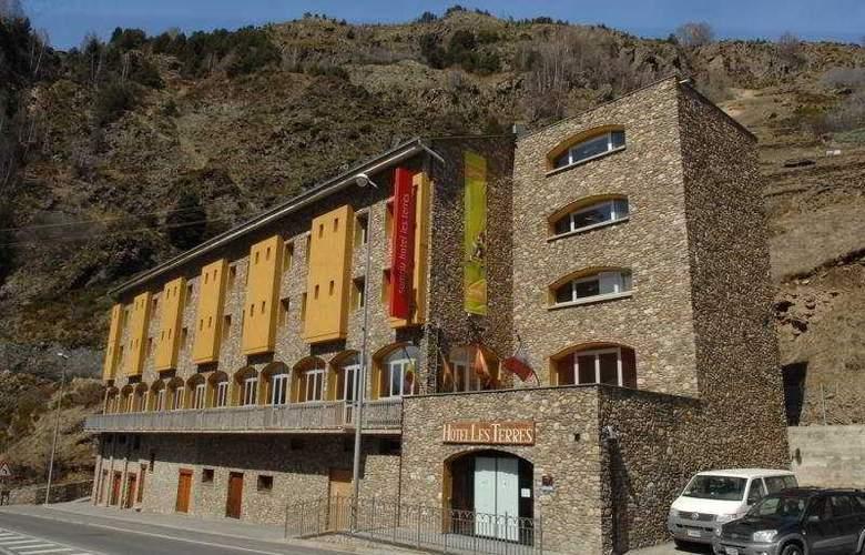 Les Terres - Hotel - 0