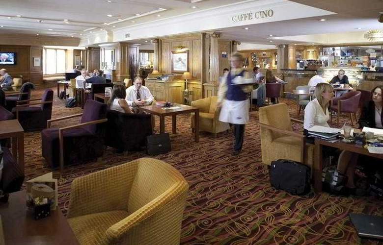 Hilton East Midland Airport - Bar - 4