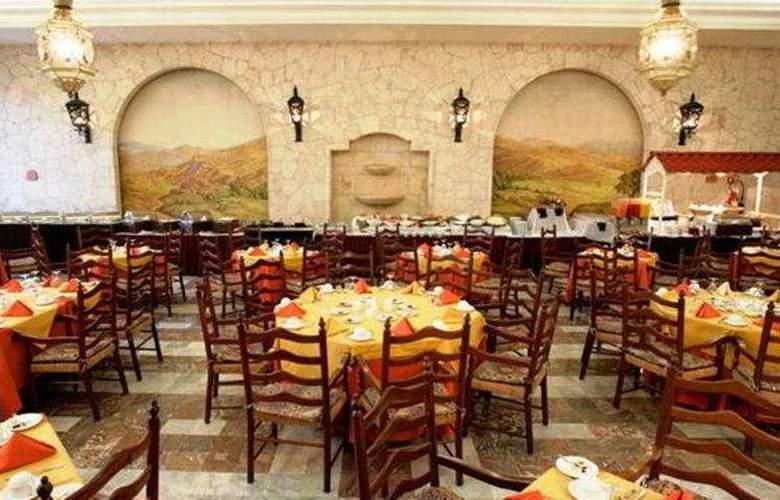 Gamma Mérida el Castellano - Restaurant - 3