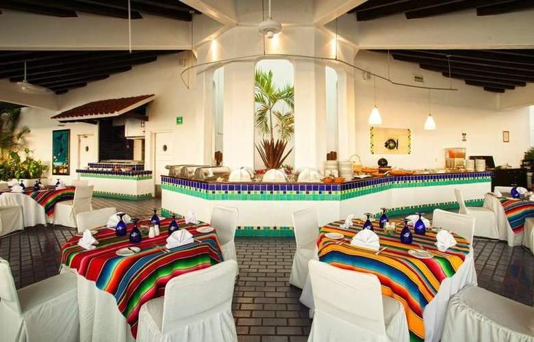Grand Park Royal Luxury Resort Puerto Vallarta - Restaurant - 27