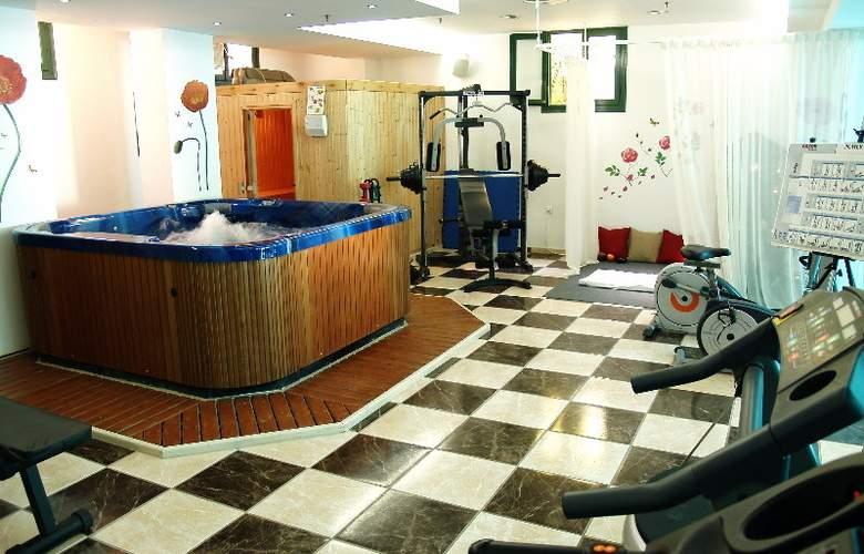 Odyssia Beach Hotel - Sport - 6