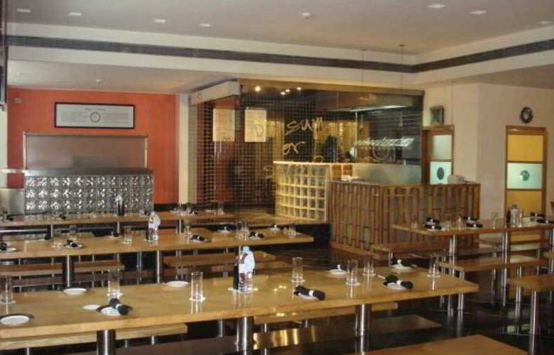 Gordon House Colaba - Restaurant - 8