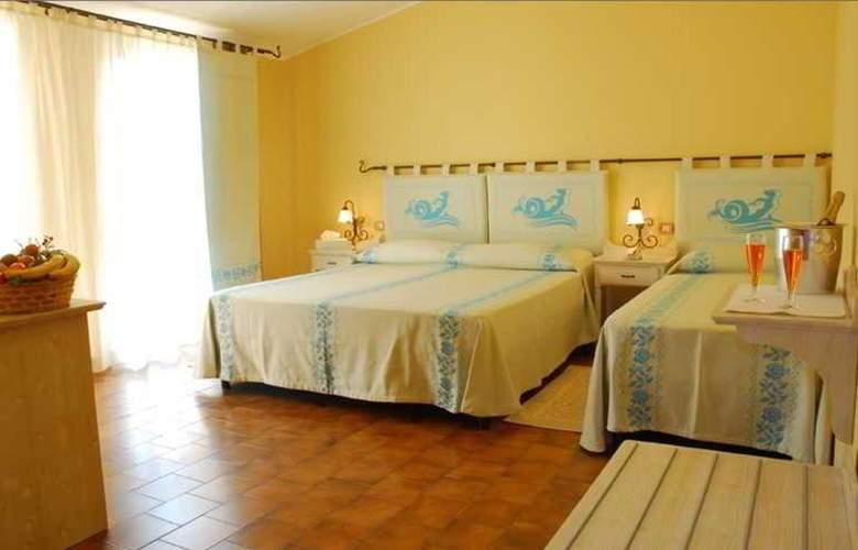 Hotel Residence Le Nereidi - Room - 1