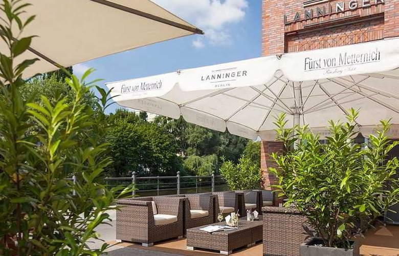 Ameron Hotel Abion Spreebogen Berlin - Terrace - 20